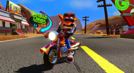 Crash Bandicoot: N. Sane Trilogy domina nuevamente el top de Reino Unido
