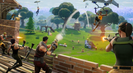 Fortnite aparece en la eShop de Nintendo Switch