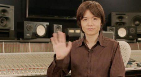 Sakurai reitera que quiere trabajar en algo más que no sea Smash Bros