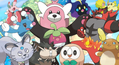Habrá una gran cantidad de nuevos pokémon en el Pokémon de Switch