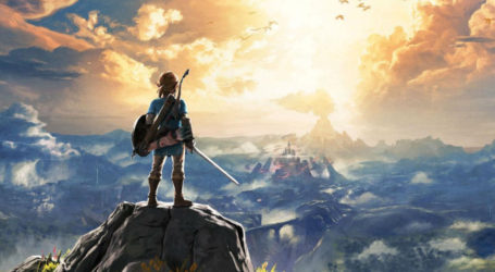 Zelda: Breath of the Wild empezó a vender mejor que  Super Mario Odyssey