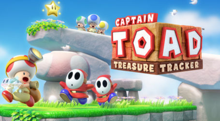 Captain Toad: Treasure Tracker pesará 1,4 GB en Nintendo Switch