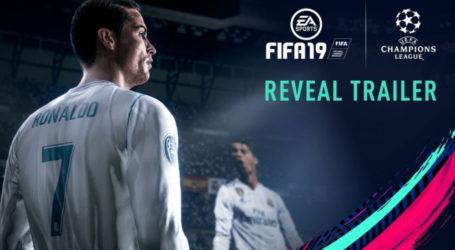 FIFA 19 muestra tráiler en la E3 con la Champions League