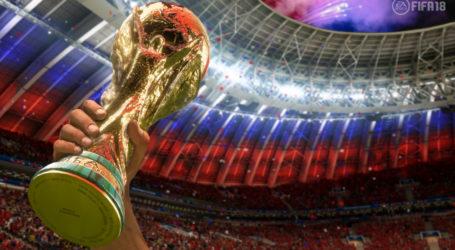 FIFA 18 World Cup Russia 2018 ya tiene demo gratuita