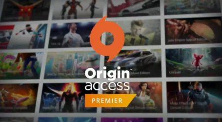 Origin Access Premier: El nuevo servicio de Electronic Arts