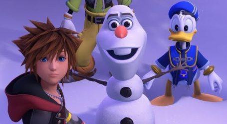 ¡Qué frío! Kingdom Hearts lanza nuevo tráiler con Frozen