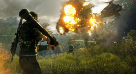 Just Cause 4 se suma al catálogo de Xbox Game Pass