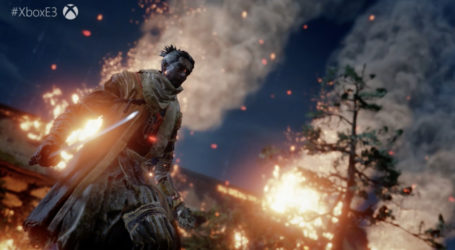 Conoce lo nuevo de From Software ¡Sekiro: Shadows Die Twice!