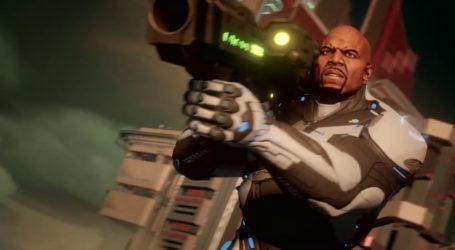 Crackdown 3 no se estrenó este año porque había muchos juegos