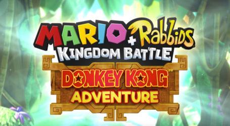Donkey Kong Adventure llegará este 26 de junio a Mario + Rabbids