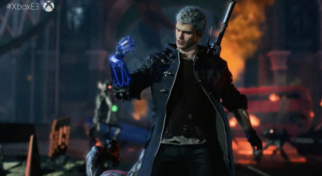 Devil May Cry 5 podrá jugarse durante la Gamescom 2018