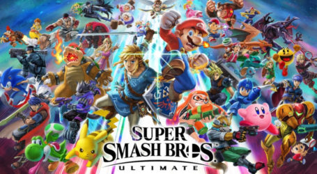 Anuncian un Direct de Super Smash Bros Ultimate para el 8 de agosto