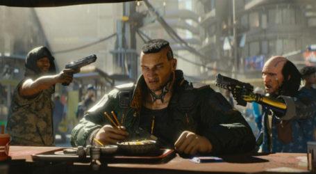 Cyberpunk 2077 es un RPG en primera persona