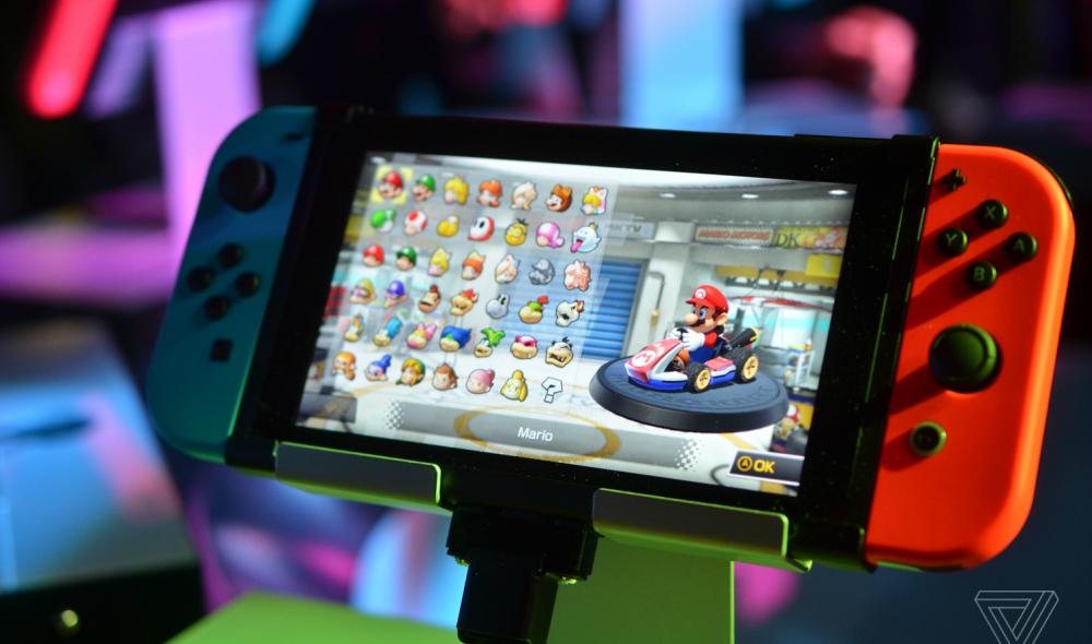 Nintendo Switch La Consola Que Se Ha Vendido Mas Rapido De La