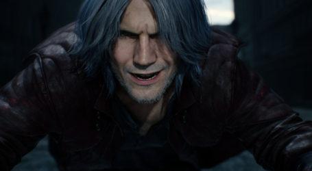 Devil May Cry 5 podría lanzarse a finales de marzo de 2019