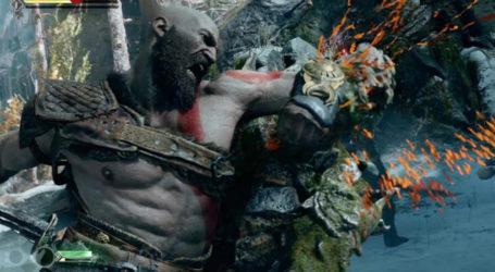 God of War vuelve a ser líder de ventas en Reino Unido