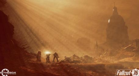 Fallout 76 tendrá un límite mayor para el inventario luego de la beta