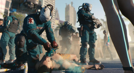 Filtran el contenido de la edición estándar de Cyberpunk 2077