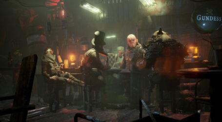 Mutant Year Zero se luce en su primer vídeo gameplay