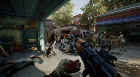 Overkill's The Walking Dead ofrece nuevo vídeo gameplay