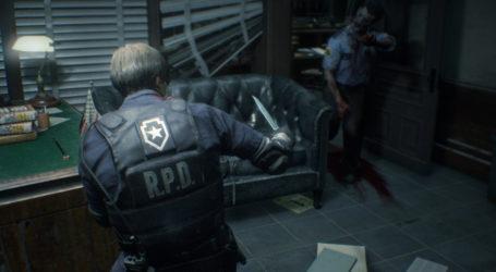 Adiós al autoguardado en el modo difícil de Resident Evil 2