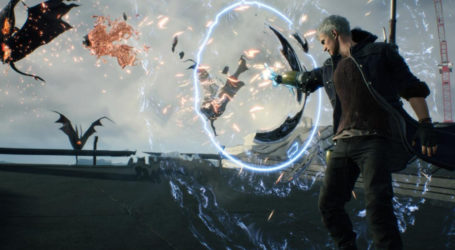Ya está lista al demo de Devil May Cry 5 para la Gamescom 2018