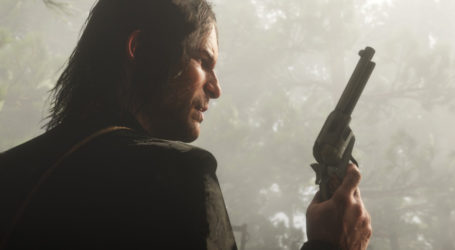 Red Dead Redemption 2 domina el ranking japonés