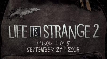 Life is Strange 2 lanza un nuevo y breve tráiler