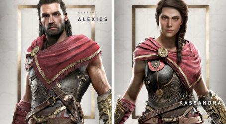 Kassandra es la protagonista canon del nuevo Assassin's Creed Odyssey