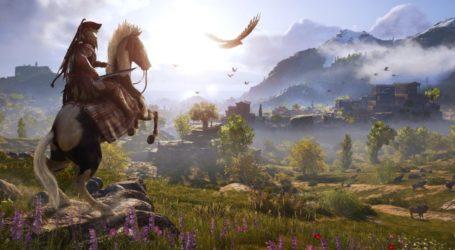 ¿Cuánto espacio ocupará Assassin's Creed: Odyssey?