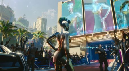Ofrecen nuevos detalles del mapa y los combates en Cyberpunk 2077