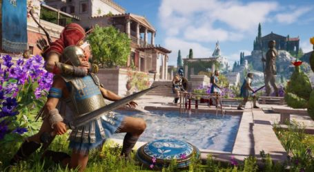 Assassin's Creed Odyssey  muestra 5 minutos de gameplay nuevos