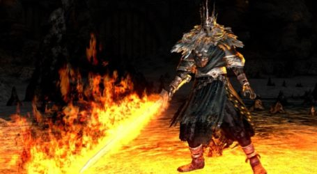 Vencen a un jefe final de Dark Souls con un solo golpe