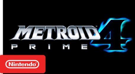 Nintendo asegura que Metroit Prime 4 lleva buen ritmo de desarrollo