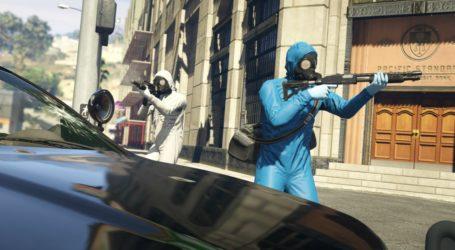 GTA Online contiene puntos de muerte automática