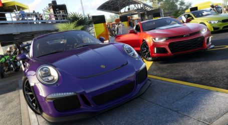 Lanzan vídeo comparativo entre The Crew y The Crew 2