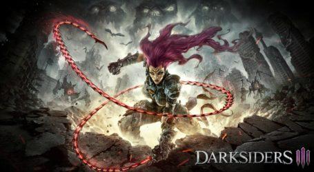 Microsoft Store filtra la posible fecha de lanzamiento de Darksiders 3