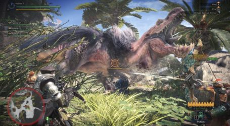 Ya se han distribuido más de 10 millones de copia de Monster Hunter World