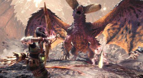 Monster Hunter World dará la bienvenida a Behemoth de FF el 2 de agosto