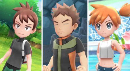 Lanzan nuevo vídeo de Pokémon Let's Go, Pikachu! / Let's Go, Eevee!