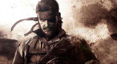El guion de la película de Metal Gear está listo