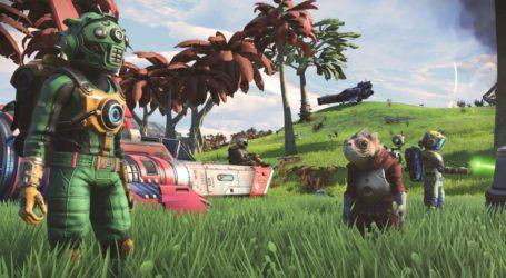 No Man's Sky triplica su pico de jugadores simultáneos de 2016 en PC