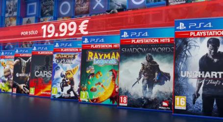 Lanzan PlayStation Hits en tiendas: Juegos de la PS4 por menos de 20 euros