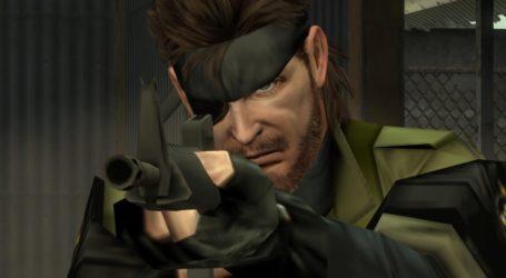 La película de Metal Gear Solid no adaptará un videojuego de la saga en sí