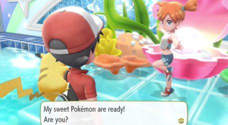 Publican nuevas imágenes de Pokémon Let's Go, Pikachu! / Eevee!