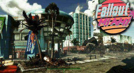 El mod Fallout Miami estrena su tráiler oficial