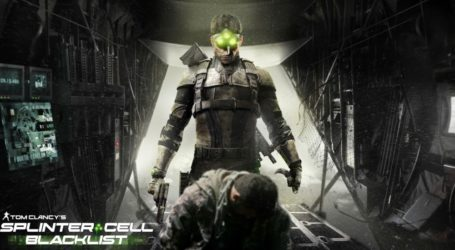 Anuncian retrocompatibilidad de Splinter Cell Blacklist y Double Agent con Xbox One