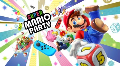 Podrá jugarse Super Smash Bros. Ultimate y Super Mario Party en la Gamescom 2018