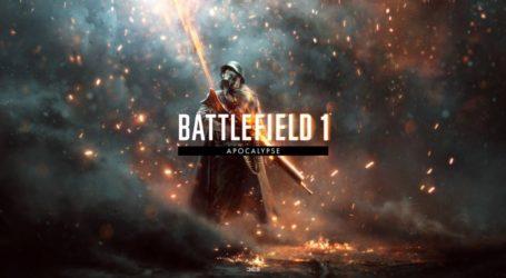 Ya está disponible gratis el DLC Battlefield 1 -Apocalypse