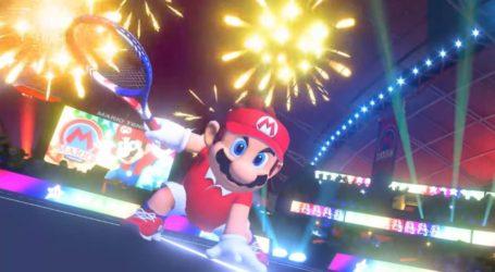Mario Tennis Aces fue lo más vendido en EEUU en junio